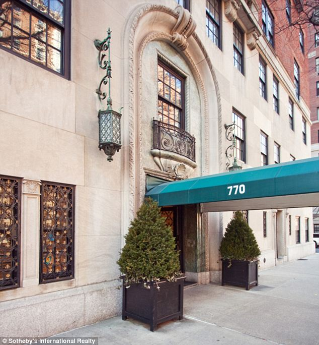 Statement: The 770 Park Avenue apartment is the ultimate New York pad