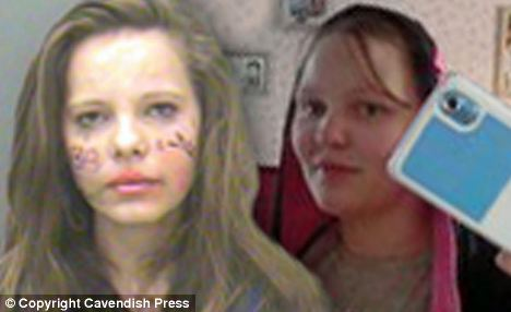 ASBO girls Amanda Holt and Tori Duxbury were  the leaders of a ladette gang