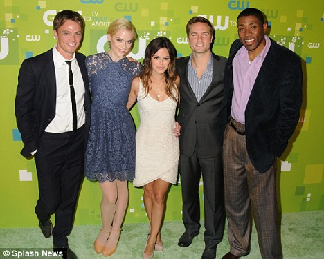 New gig: Rachel will star in upcoming TV series Hart of Dixie with Wilson Bethel, Jaime King, Scott Porter and Cress Williams