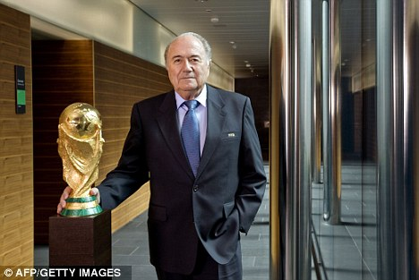 No show: FIFA president Sepp Blatter will not appear at the Parliamentary inquiry