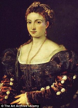 La Bella by Titian