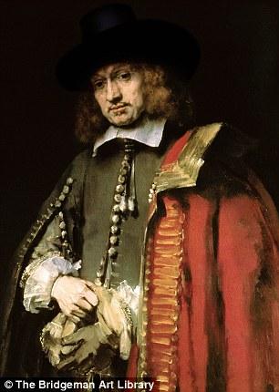 Jan Six by Rembrandt