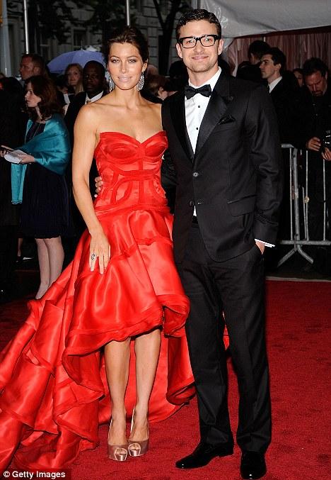 Ex factor: The star also described his ex girlfriend Jessica Biel as 'special'