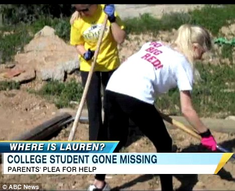 The search is on: Indiana University students search for the missing girl