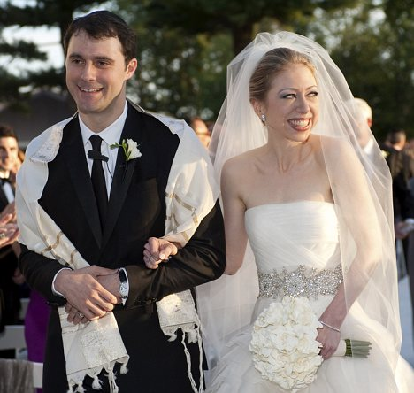 The former first daughter married her beau in a lavish ceremony last July
