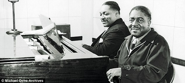 Albert Ammons and Pete Johnson were among the earliest jazz pianists to invent boogie-woogie. The sound they were making was like the first form of rock 'n' roll - it was ground-breaking and unique