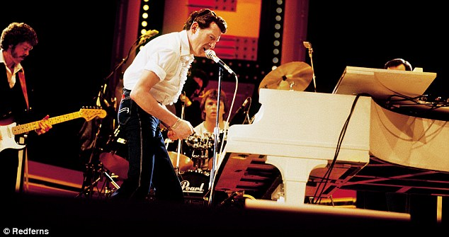 Jerry Lee Lewis had an aggressive, couldn't-care-less attitude, which must have been very controversial at the time. Nobody had ever done that before