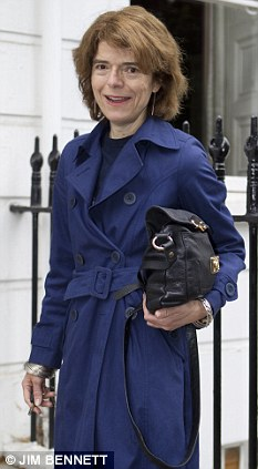 Source of the row: Vicky Pryce prompted the furore over her then husband's penalty points