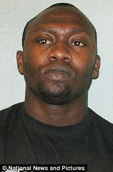 Rapist: Lawrence Dugbazah has been jailed indefinitely