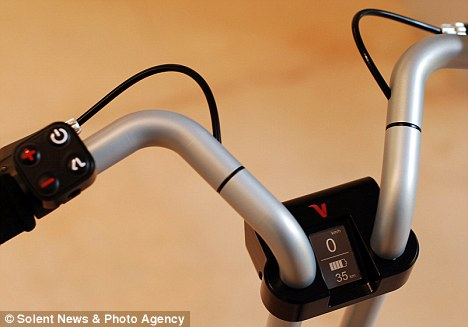 Sharp: There have been 1,000 orders for the cycle from all over the world