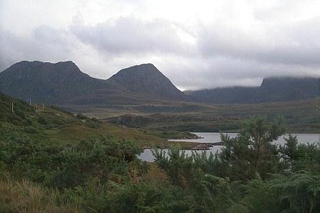 His heart is in the Highlands: But was James's Scottishness real or was he living a lie?