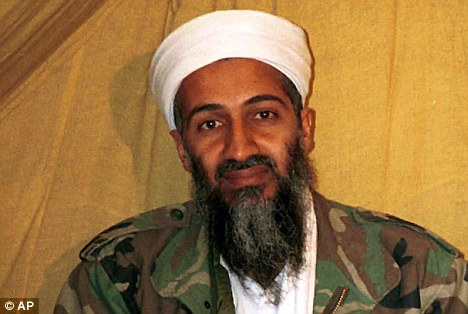 Dead: Former Al Qaeda leader Osama Bin Laden was killed last month by a U.S. Navy SEAL team in a raid on his walled compound in Abbottabad, Pakistan