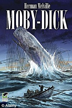 A classic: Moby-Dick, by American author Herman Melville, was first published in 1851