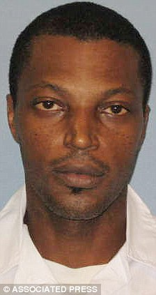 Dead: Eddie Duval Powell was executed for the 1995 slaying of 70-year-old Mattie Wesson in Tuscaloosa County