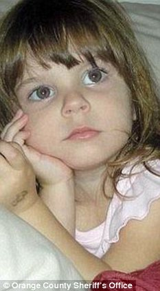Victim: Anthony, 25, has pleaded not guilty to killing two-year-old Caylee in the summer of 2008