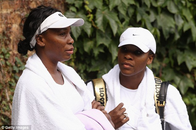 Sister act: With either Venus and Serena winning the Wimbedon title for nine out of the last 11 years, who would back against another Williams victory?