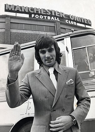 Belfast's finest: George Best