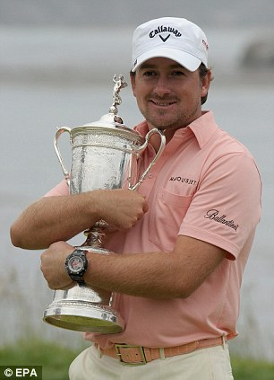 Another US Open winner: Graeme McDowell