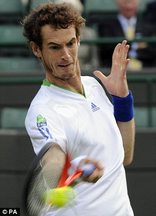 Spectators were furious at paying upwards of £54 a ticket to see the Scot on Court One