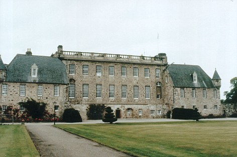 Former pupil?: Davis said that he was educated at Gordonstoun, a claim which the Mail found to be untrue
