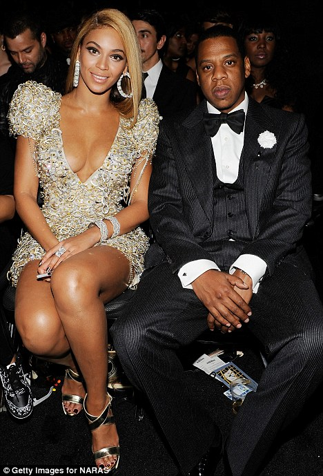 Marriage: As well as her successful solo career Beyoncé married rap mogul Jay-Z