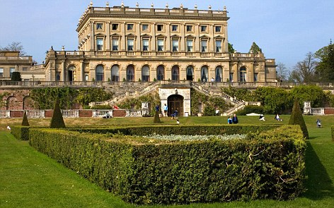 Jewel in the chain: Cliveden House in Buckinghamshire is the pride of von Essen hotel chain owned by Andrew Davis