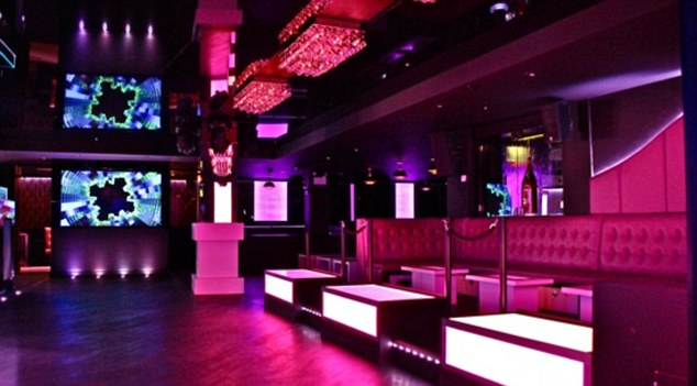 Plush: The One for One nightclub in Park Lane, Mayfair, attracts wealthy guests