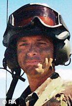 Corporal Stephen Allbutt