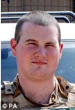 Lance Corporal Kirk Redpath