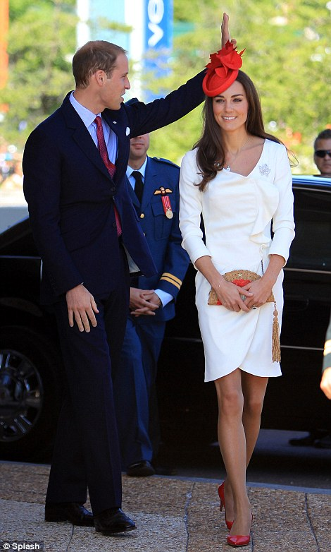 Prince William and Kate Middleton at the Canadian Museum of Civilization, Ottawa Canada