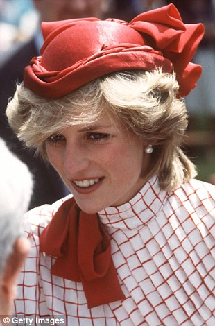 Similar: Kate and Princess Diana wore the same colours while on their official visits to Canada
