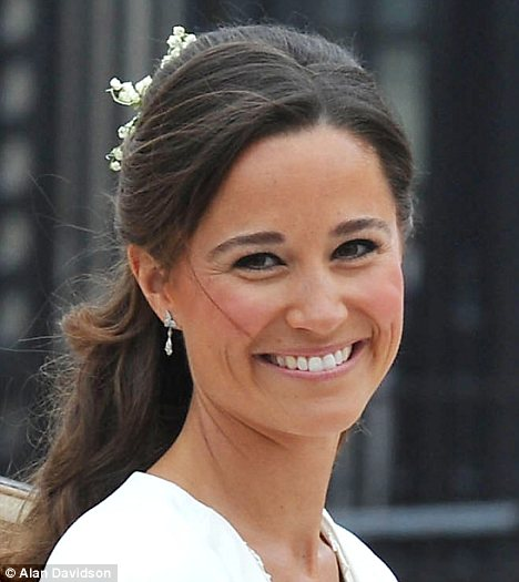 Mini Middleton: Tatler altered this stunning photo of Pippa at the Royal Wedding for their cover