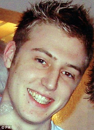 Victim: David Foulkes was killed in the explosion near Edgware Road underground station