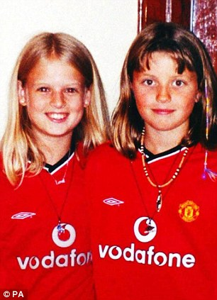 Murdered schoolgirls Holly Wells and Jessica Chapman