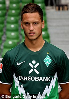 Midfielder Marko Arnautovic is also said to have a considerable number of tattoos