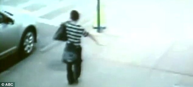 Lost: Leiby seen in CCTV footage moments before he was abducted on his way home