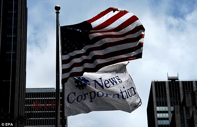 Scandal: The News Corporation HQ is in New York. Pressure groups are calling for civil and criminal investigations into the media group