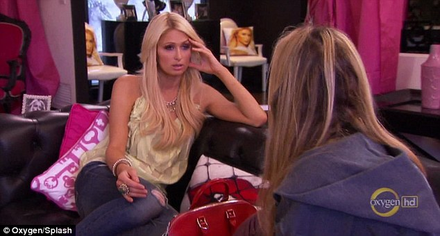 Argument: Brooke Mueller and her best friend Paris Hilton had a row after Brooke was a no show on a blind date Paris had set her up on, causing Brooke to storm out