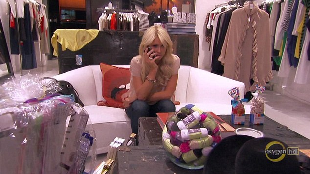 No return: Paris did not want to take Brooke's calls after the blind date disaster