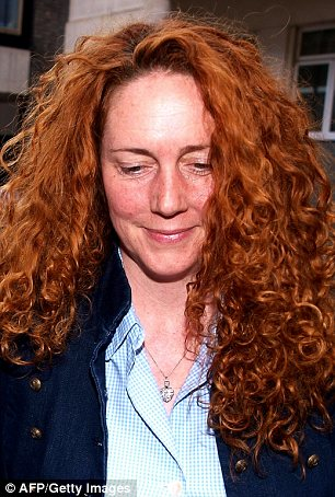 Payout: It is believed Rebekah Brooks has been given a severance package in the region of £3.5million after resigning