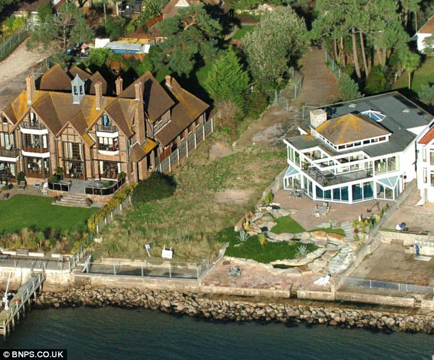 Exclusive: The plot of land where the home will be built is in an area that boasts having the fourth most expensive real estate in the world