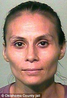 Charged: Asusena Marie Gonzales, 31, allegedly kept her daughter in a closet, beat and starved her