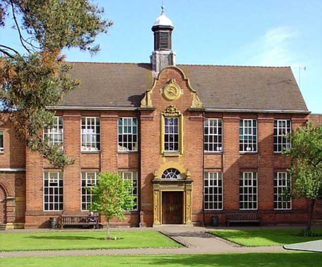 Royal Grammar School Worcester: Natasha was targeted by a clique of fellow pupils there