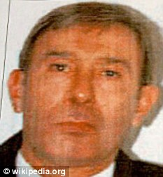 In charge: Domenico Cefalu has reportedly become the new boss of the Gambino crime mob