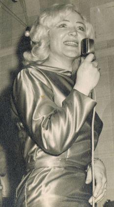 Mother: Singer June 'Mack' McDonagh