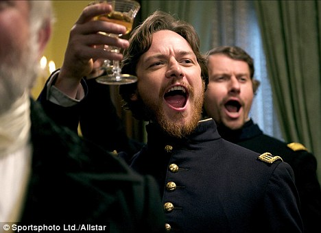 The Conspirator deals with the panic - similar to that after September 11, 2001 - which follows the murder of President Abraham Lincoln