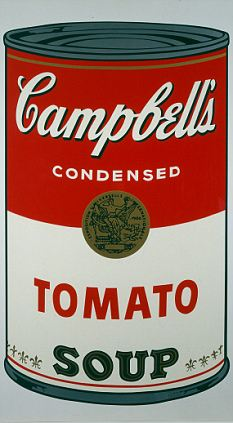Souper idea: The return of Campbell's famous products is bound to be a hit with shoppers