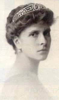 Princess Alice Meander Tiara