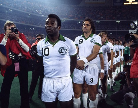 Rewriting history: The New York Cosmos are hoping to become a MLS franchise