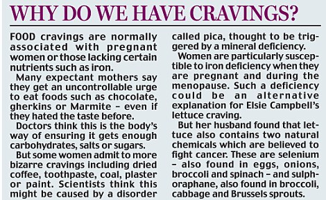 Why do we have cravings?